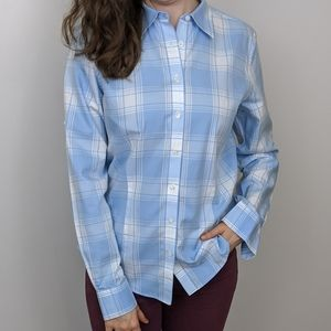 Brooks Brothers Plaid Button Down 8